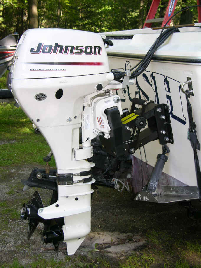 Kicker boat motor all boats for Electric boat lift motor