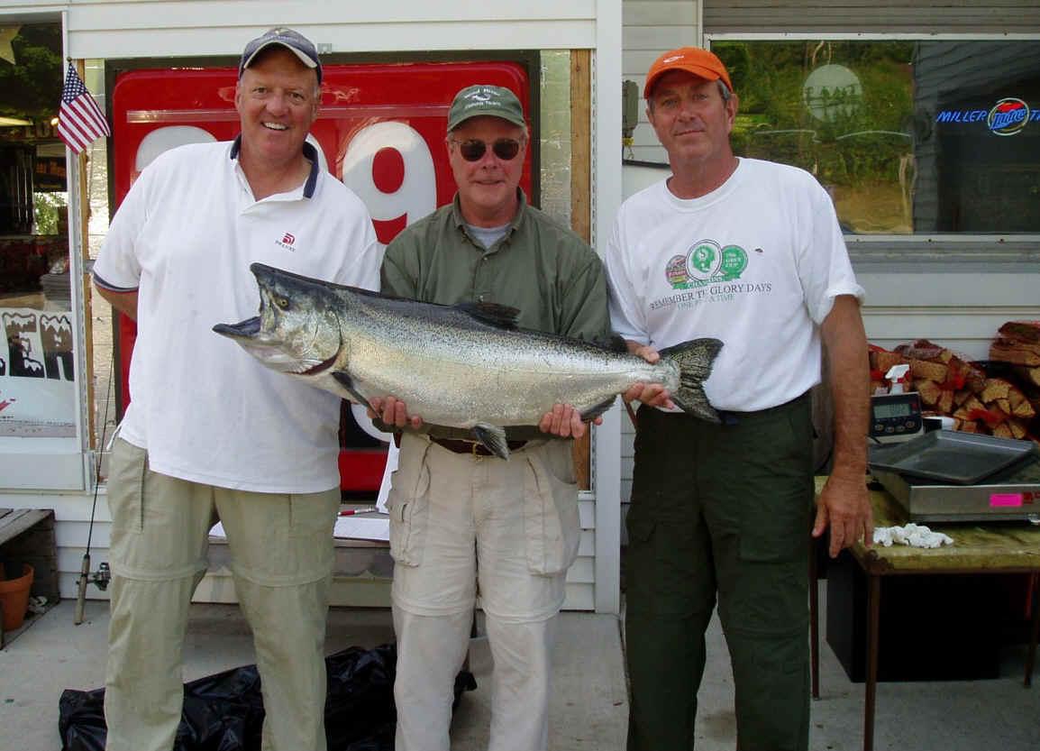 K D Salmon Tournament 2007 July August &...