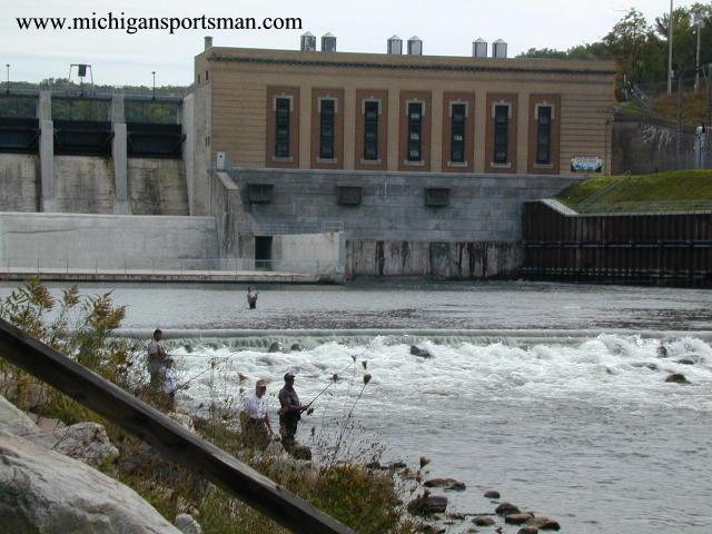 Tippy dam for Tippy dam fishing